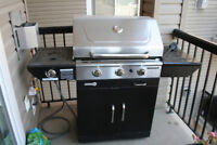 Gas Line Installations for BBQs  + Stoves