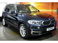 2018 BMW X5 xDrive30d SE 30d (7 SEATS) 5dr Steptronic Automatic 4x4(F15) Estate