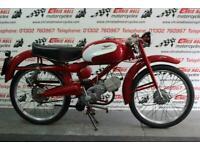 1959 Moto Guzzi Cardellino Lusso 73