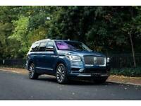 2020 Lincoln Navigator Petrol blue Automatic
