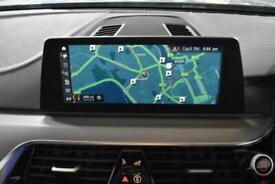 2018 BMW 5 Series 520d M Sport 4dr Auto Diesel grey Automatic