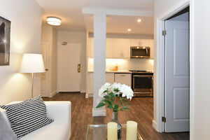 3 Bdrm - HIGH END LUXURY APARTMENT WITH A CHIC EURO FEEL