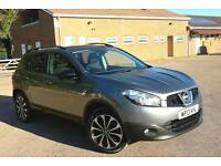2013 13 Nissan Qashqai 1.6 CVT 360 5 DOOR PETROL CVT
