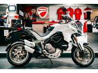 MULTISTRADA 1260 S ***HEATED GRIPS and CENTRE STAND***