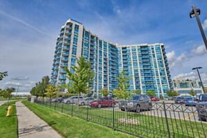 LAKE VIEW 1 BDRM CONDO IN THE YACHT CLUB - WHITBY