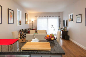 2 BR Completely renovated Owners Suite, A Palace in Parkdale!