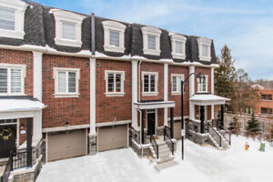 Executive Townhome with High-End Finishes - 8325 Islington Ave.