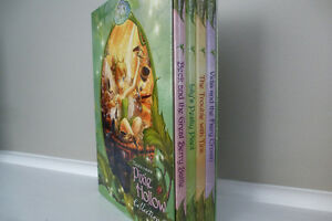 Tales From Pixie Hollow Collection - 4 book set
