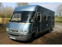 Hymer Starline B660 4 berth A-class rear fixed bed Motorhome for sale