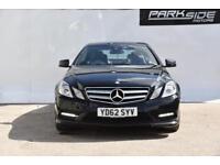 2012 Mercedes-Benz E Class 2.1 E250 CDI BlueEFFICIENCY Sport 7G-Tronic 2dr