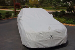 Couverture protectrice Mercedes S-430