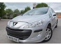 PEUGEOT 308 S 1.4 VTi 5 DOOR*SPARES OR REPAIRS PX TO CLEAR