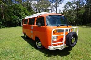 1975 Kombi Pop-top Camper Nowra Nowra-Bomaderry Preview