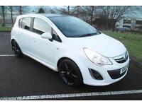 2011 Vauxhall/Opel Corsa 1.3CDTi 16v ( 75PS ) ( Black White )