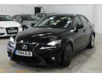 2014 Lexus IS 300 2.5 Luxury E-CVT 4dr