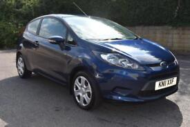 FORD FIESTA 1.25 PETROL MANUAL 2011 * ONLY 32,000 MILES * HPI CLEAR