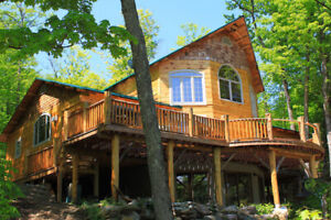 Private Lakefront Cottagesfor Rent from $1,200 to $6,000