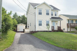Beautiful Two Storey with Oceanview in CBS Only $299,900 !! St. John's Newfoundland image 1