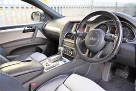 2012 Audi Q7 4.2 TDI S Line Plus Station Wagon Tiptronic Quattro 5dr Diesel grey