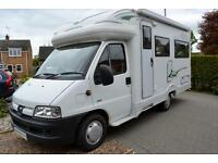 Autocruise Starspirit Low Profile Coachbuilt Motorhome For Sale U shaped Lounge