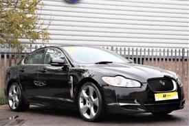 2011 Jaguar XF 3.0 TD V6 S Premium Luxury 4dr Diesel black Automatic