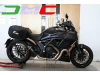 2015 Ducati Diavel Black 6,201 Miles Remus Can Hepco & Becker Panniers | £146.87