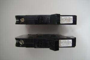 FEDERAL PIONEER FPE Stab-Lok Circuit Breaker 1 Pole 15 Amp