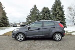2012 Ford Fiesta SE- Hatchback.  ONE OWNER & 4 NEW SNOW TIRES!!
