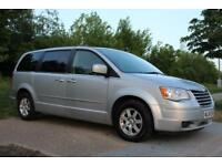 2008 Chrysler Grand Voyager 2.8CRD auto Touring STOW 'N GO, DIESEL, 7 SEATER