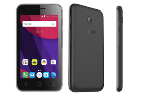 Alcatel Smart Touch Android 6.0 Phone, 8GB Unlocked For Chatr&Al