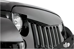GRILLE AVANT ANGRY EYES JEEP 2007-2017
