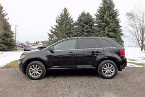2011 Ford Edge Crossover- Limited Edition. ONE OWNER SINCE NEW!!