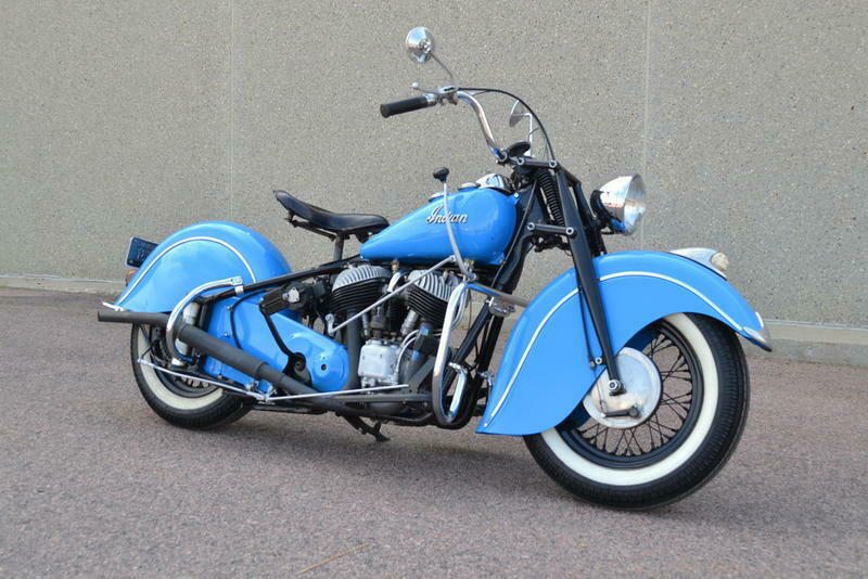 1946 Indian Chief  1946 Indian Chief Restored Free Shipping Trades Welcome  1947 1949 1948 1950