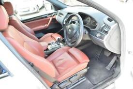 2012 BMW X3 2.0 20d BluePerformance M Sport xDrive 5dr
