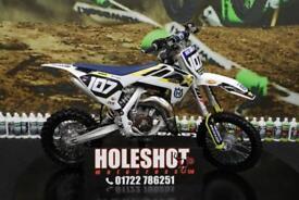 2018 HUSQVARNA TC 65 MOTOCROSS BIKE VERY CLEAN, NEW GRIPS