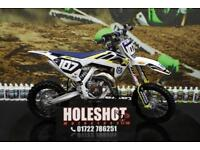 2018 HUSQVARNA TC 65 MOTOCROSS BIKE VERY CLEAN, NEW GRIPS