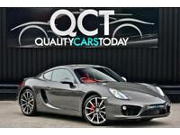 2013 '63' Porsche Cayman S 3.4 ( 981 ) PDK *Sports Exhaust + £11k Options + BOSE