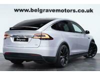"2019 Tesla Model X 75D 22"" UPGRADED ALLOYS HUGE SPEC GULLWING DOORS MODELX"