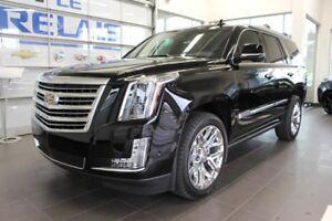 Cadillac Escalade Platinum 4WD 2017