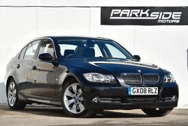 2008 BMW 3 Series 3.0 325i SE 4dr