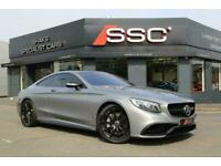 Mercedes-Benz S Class 5.5 S63 AMG (s/s) 2dr