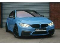 2017 BMW M3 M3 4dr DCT [Competition Pack] SALOON Petrol Automatic