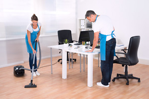 Cleaning services residential and commercial
