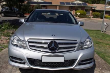 URGENT 2012 Mercedes-Benz C200 Auto Glenelg North Holdfast Bay Preview