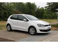Volkswagen Polo 1.2 TSI 2012 WHITE 5 DOORS AUTOMATIC IMMACULATE CONDITION!!