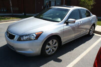 2008 Honda Accord EX-L Sedan *Lady Driven & Cheapest one online*
