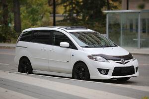 2009 Mazda Mazda5 Sport Minivan, Van