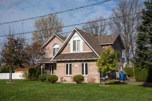 Beautiful home on a quiet city of Lery