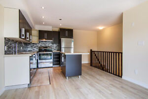 Luxury 2 bdrm, 1.5 bath townhouse close to downtown( April1st)