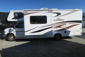2013 Forest River Sunseeker Ford Chassis 2450S